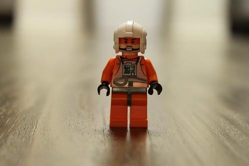 Day 8 - Rebel Pilot