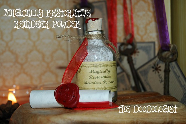 Magically Restorative Reindeer Powder