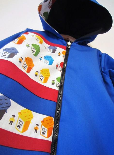lego hoodie ominous view blue