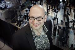 Roberto Morandotti, professeur au Centre Énergie Matériaux Télécommunications