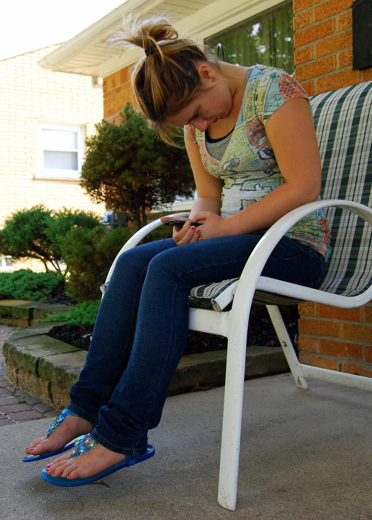 Tiffany, Texting
