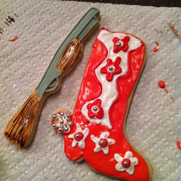 Cookie Technique by Lori