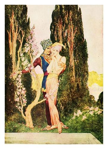 026-Rubáiyát of Omar Khayyám 1900- ilustrado por Willy Pogany