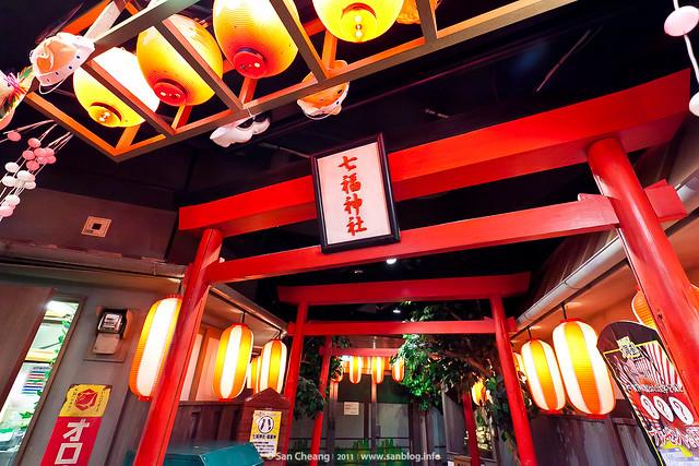 大阪港天保山Market Place