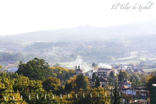 Las vistas desde nuestra casa rural