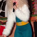 Sexxy Santa and 16th Anniv at Pistons 008