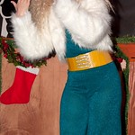 Sexxy Santa and 16th Anniv at Pistons 011