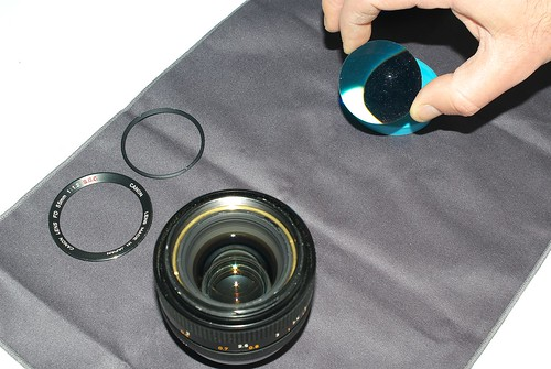 Cleaning a Canon FD 55 f1.2 SSC - 06 - _IGP6185