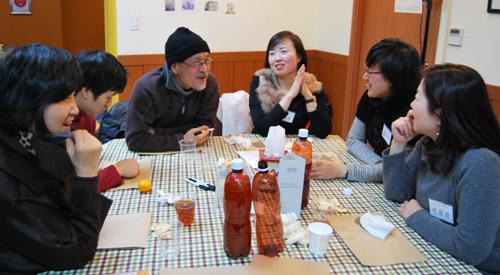 2011년 가을학기 종강파티