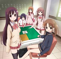 111214 - 預定2012年春天播出的電視動畫版《咲-Saki- 阿知賀編》發表核心製作群與主角聲優陣容!