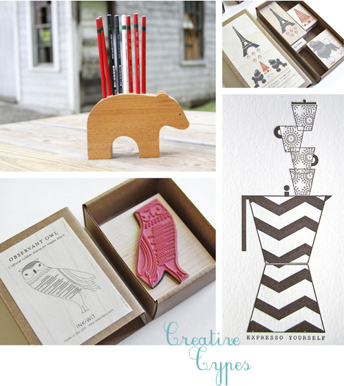 Gift Guide on decor8