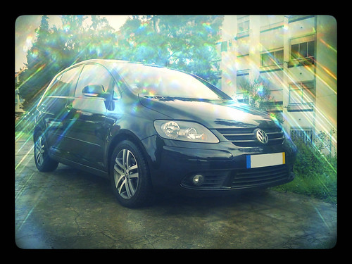 VW Golf Plus 2.0 Sport