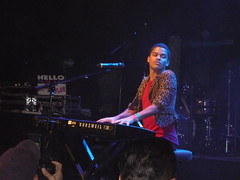 keyboard player, musician, rock concert, performing arts, music, stage, audience, entertainment, concert, performance, performance art,