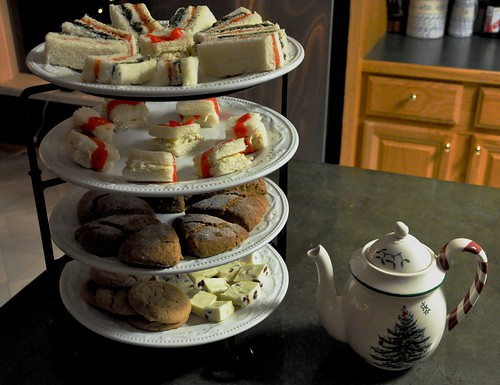 345 - Tiered Tea Treats by carolfoasia