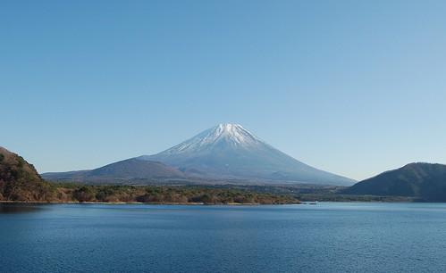 ★富士山★本栖湖・朝霧高原・田貫湖・山中湖から