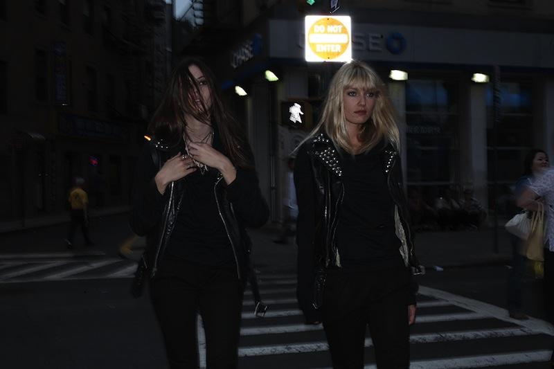 Radioactive Flesh leather jacket 4
