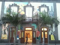 """Exposición """"Eduardo Millares Sall. Más allá de Cho Juaá"""" Centro Cultural de la Caja de Canarias (Cicca) Las Palmas de Gran Canaria"""
