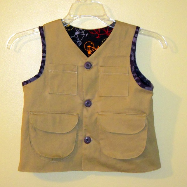 Explorer Vest #2