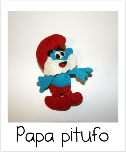 papa pitufo by En mi mundo blythe