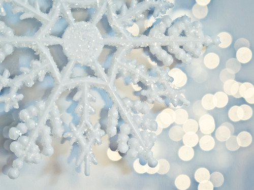 Snowflake and Bokeh