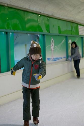 神奈川スケートリンク