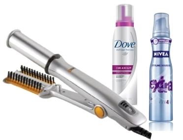 Volumizing hair tools