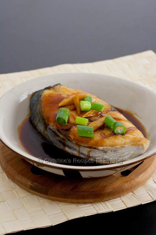 中式煎封魚柳 Pan Fried Fish Fillet01