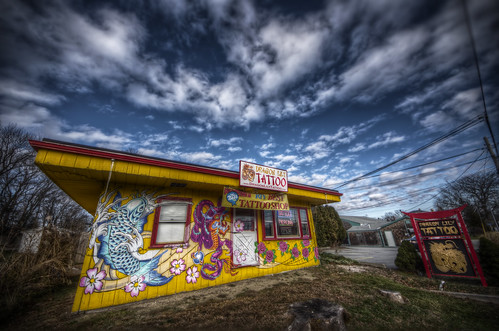 ri sky color shop tattoo dynamic alt small dramatic wideangle piercing rhodeisland portsmouth ultrawide hdr alternative wwh tonemapped pentaxart dragonlilytattoo