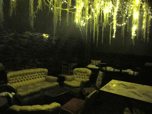 The Swamp Room at Ampere