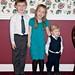 James, Eliza, and Brian
