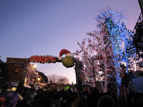 December 20, 2011 Park Update - Universal Studios Hollywood