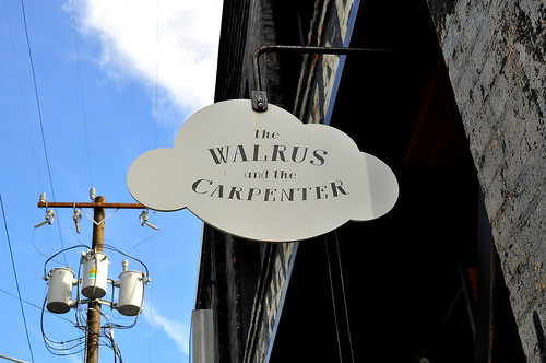 The Walrus and the Carpenter - Seattle