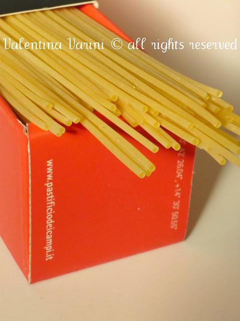 spaghetti pastificio dei campi