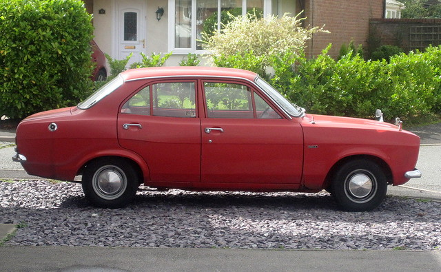 Your first car [Archive] - TZ-UK Forums