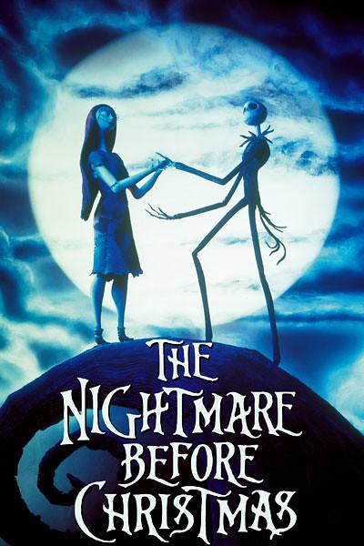Кошмар перед Рождеством / The Nightmare Before Christmas (Генри Селик / Henry Selick) [1993 г., мультфильм, семейный, приключения, BDRip, HD + SD]