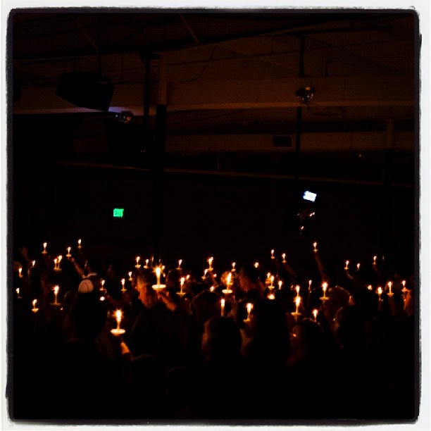 Christmas Eve & Candlelight at #HighlandsAuburn
