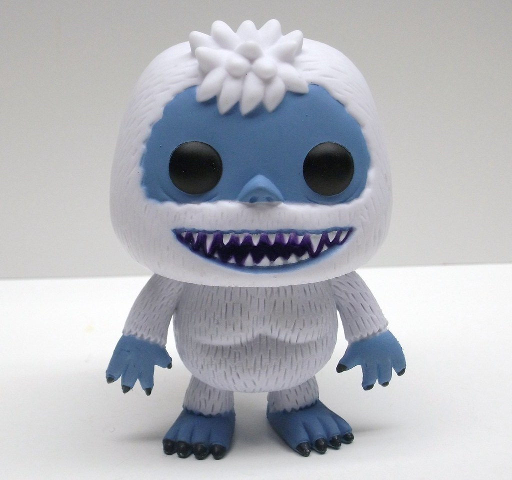 figure review vinyl pop bumble infinite hollywood - Abominable Snowman Rudolph Christmas Decoration