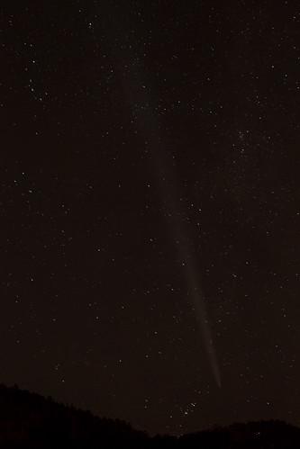 Comet Lovejoy, Silverstream, 03:42 26-Dec-2011