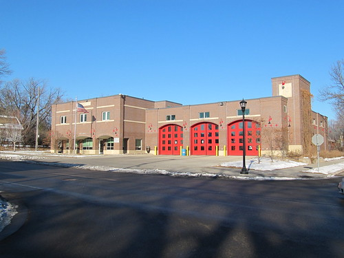 Minneapolis Fire Station 14