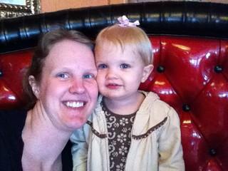 Mommy & Emma