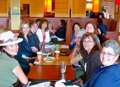 Networking - Deb and Martha's Mavens Morning Group