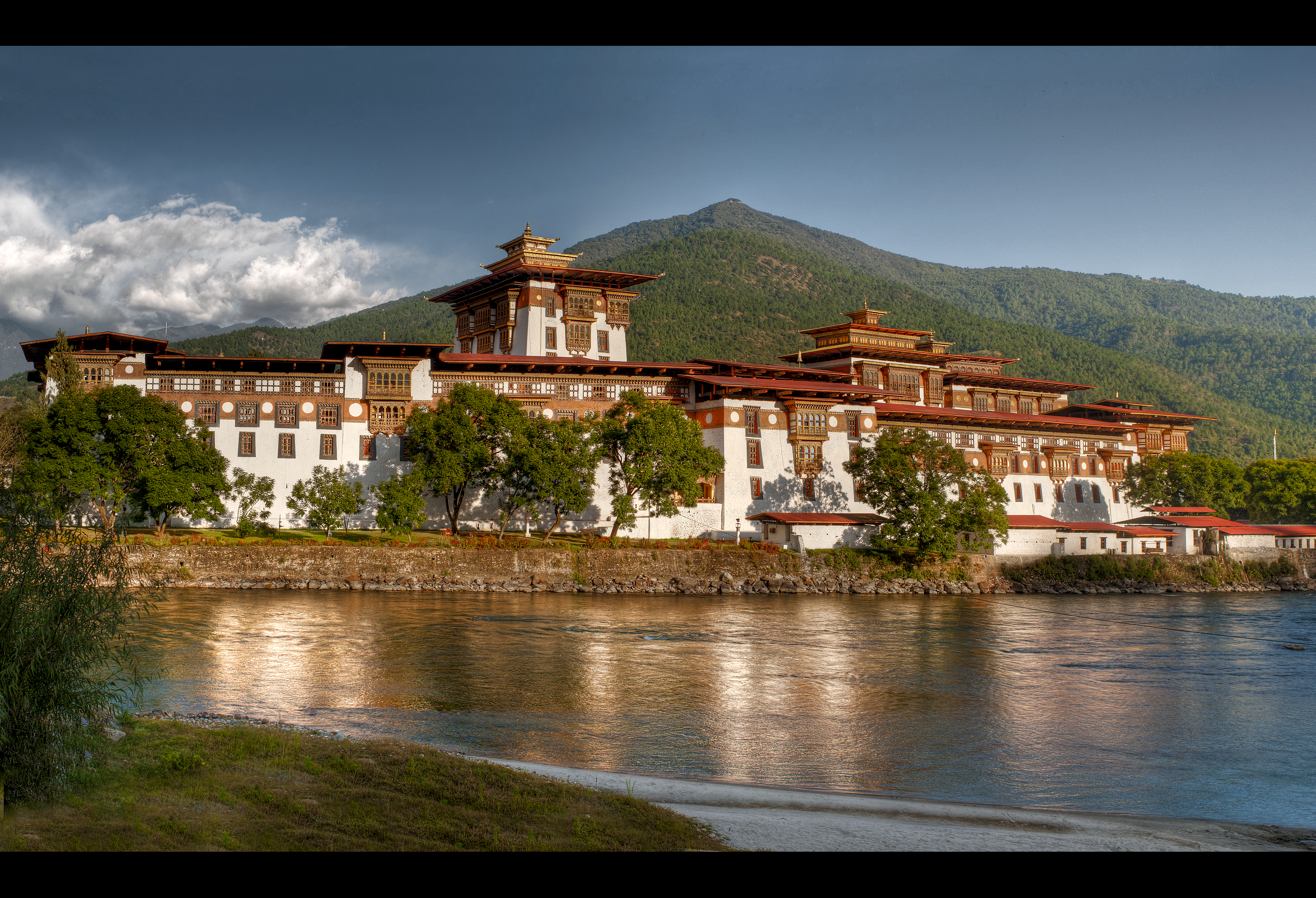 Bhutan - Pungthan Dechen Dzong, Punakha