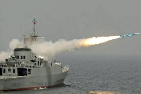 Iran naval manuevers in the Straits of Hormuz could be a warning that it can block oil shipments through the strategic waterways.  Iran has been under threat from the US and Israel. by Pan-African News Wire File Photos