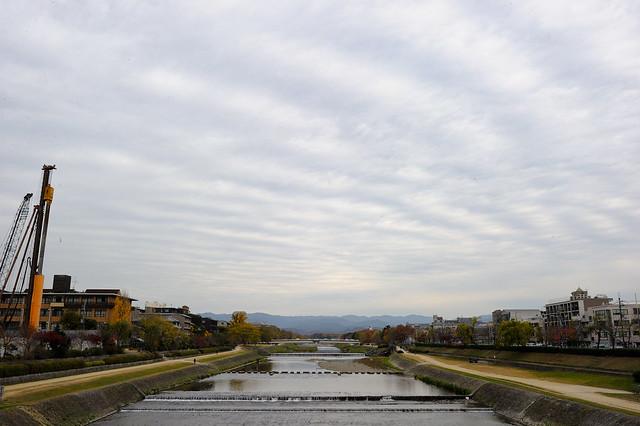 鴨川掰掰.京都掰掰