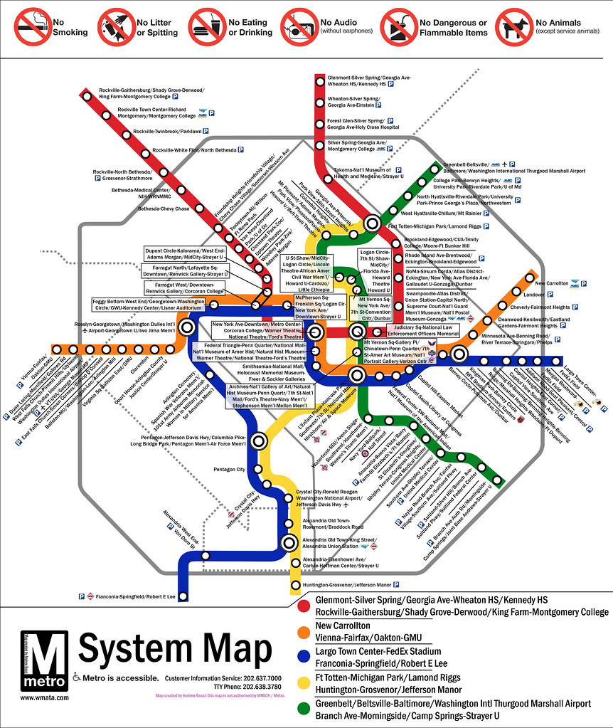 DC Metro  The Worster Case  A Photo On Flickriver