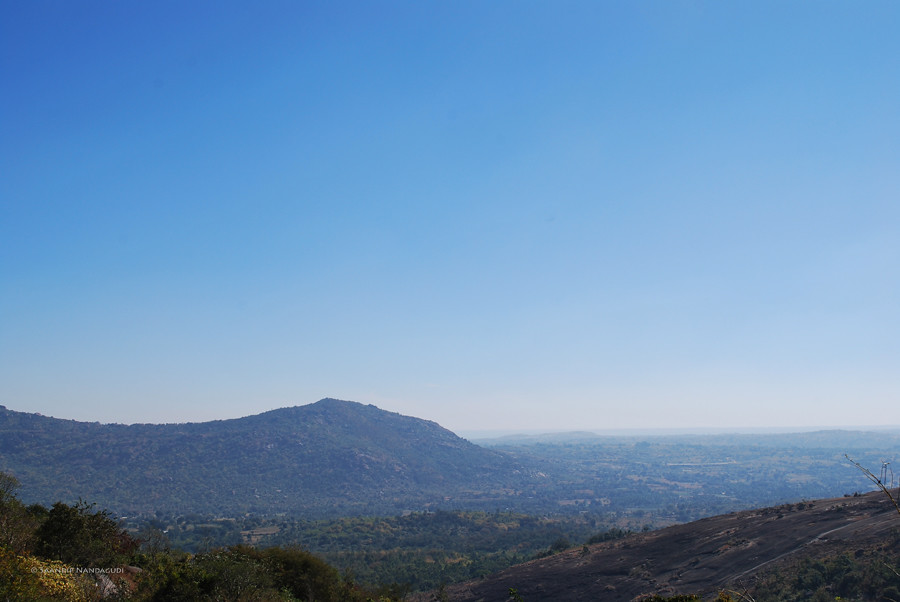 Devarayana-Durga-view
