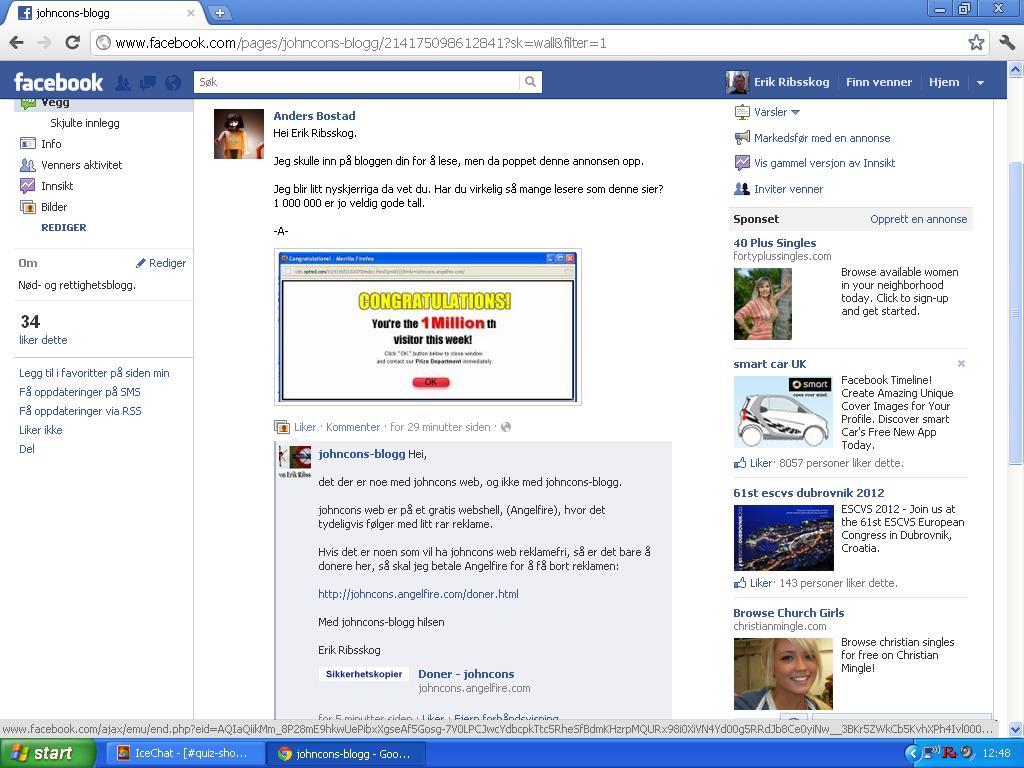 johncons web reklame