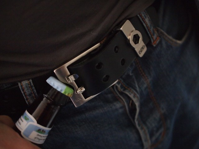a belt that is a tool that is a belt!