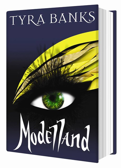 Eye on 3D Cover of Modelland by Tyra Banks