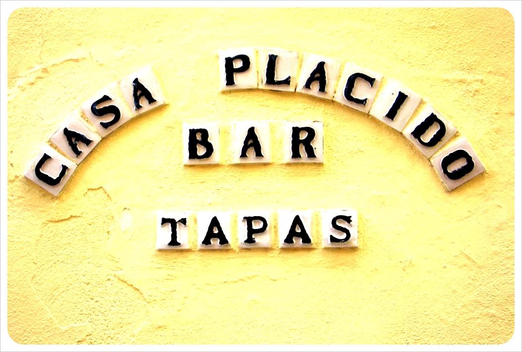 seville casa placida tapas bar